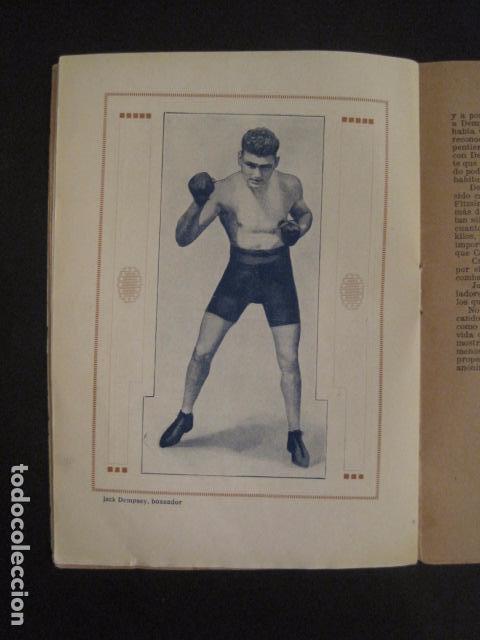 Coleccionismo deportivo: BOXEO - JACK DEMPSEY - TRAS LA PANTALLA - -VER FOTOS-(V-8633) - Foto 8 - 74627591