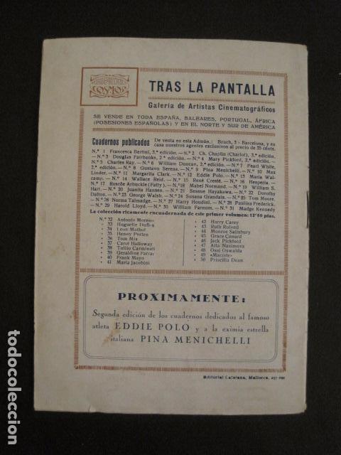 Coleccionismo deportivo: BOXEO - JACK DEMPSEY - TRAS LA PANTALLA - -VER FOTOS-(V-8633) - Foto 10 - 74627591