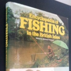 Coleccionismo deportivo: ENCYCLOPEDIA OF FISHING / COLLINS / MICHAEL PRICHARD. Lote 74701787