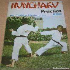 Coleccionismo deportivo: NUNCHAKU PRÁCTICO - YOSHIHO HIROTA. Lote 76800091