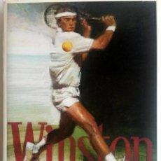 Coleccionismo deportivo: LIBRO WINSTON DEL TENIS. 500 AÑOS DE HISTORIA.. Lote 78157757