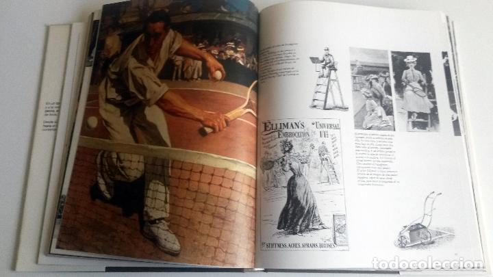 Coleccionismo deportivo: LIBRO WINSTON DEL TENIS. 500 AÑOS DE HISTORIA. - Foto 3 - 78157757