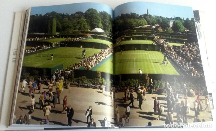 Coleccionismo deportivo: LIBRO WINSTON DEL TENIS. 500 AÑOS DE HISTORIA. - Foto 4 - 78157757