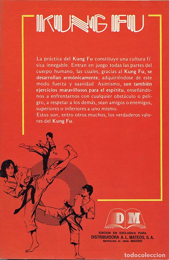 Coleccionismo deportivo: LIBRO ARTES MARCIALES - KUNG FU - LIN CHUTANG - Foto 2 - 80784510