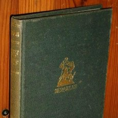 Coleccionismo deportivo: LA CAZA EN EL BOSQUE POR R. VILLATTE DES PRUGNES DE ED. HISPANO EUROPEA EN BARCELONA 1962. Lote 83268828