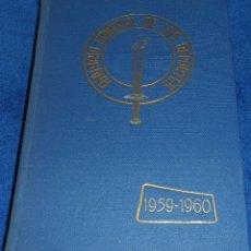 Coleccionismo deportivo: ANGUARIO GENERAL DE LOS DEPORTES 1959 1960 - F. ALONSO GARCÍA (1961). Lote 85348264