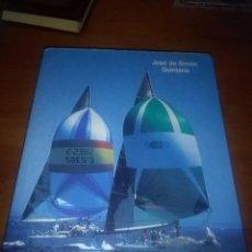 Coleccionismo deportivo: PATRONES DE YATE. JOSÉ DE SIMON GUINTANA. EST15B4. Lote 86089148