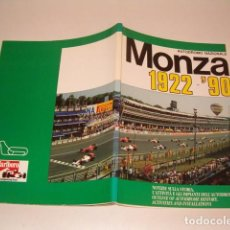 Coleccionismo deportivo: AUTODROMO NAZIONALE. MONZA. 1922 – '90. RM80981. . Lote 87060124