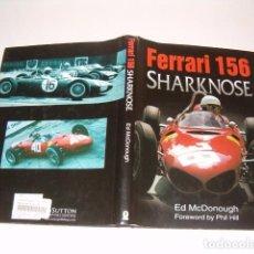 Coleccionismo deportivo: ED MCDONOUGH. FERRARI 156. SHARKNOSE. RM80983. . Lote 87060252