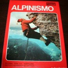 Coleccionismo deportivo: DOCUMENTAL EN COLOR - ALPINISMO - ED. TEIDE / INST. GEOGRAFICO DE AGOSTINI - 1973. Lote 88151692