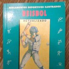 Coleccionismo deportivo: REGLAMENTOS DEPORTIVOS ILUSTRADOS (BEISBOL/ ACTUALIZADO)TUCIDICES PEREA ROSERO - COLOMBIA - 19933. Lote 88911752