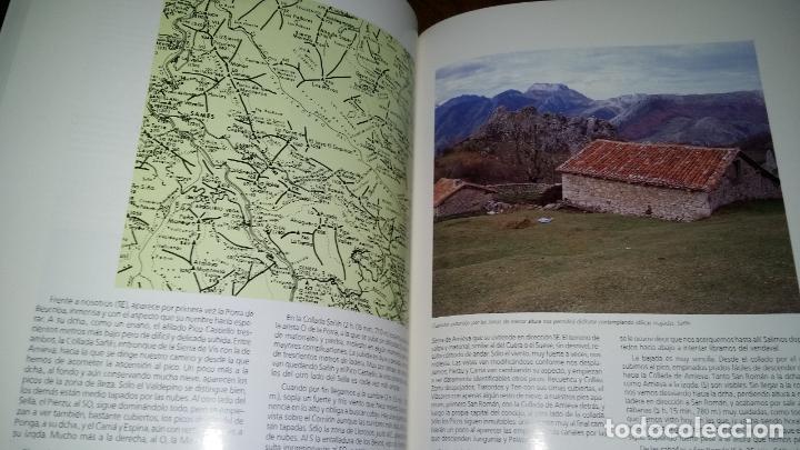 Coleccionismo deportivo: RUTAS DE MONTAÑA / 50 años de historia y montañismo del grupo montañeros vetusta (1943-1993) / - Foto 3 - 89768320