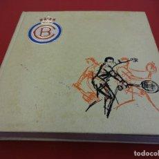 Coleccionismo deportivo: REAL CLUB DE TENIS BARCELONA. LIBRO OFICIAL 75 ANIVERSARIO. Lote 90026628