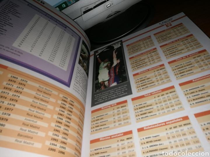 Coleccionismo deportivo: El gran libro del Deporte de 1996. Resumen del año, estadísticas de la Liga de fútbol, baloncesto... - Foto 3 - 91837480