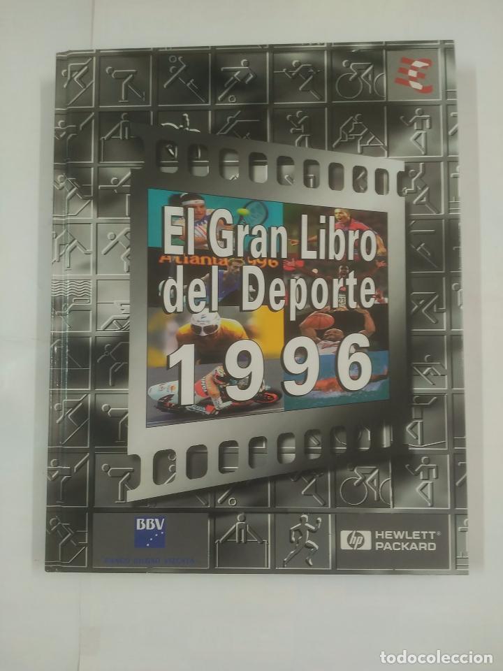 EL GRAN LIBRO DEL DEPORTE 1996. COMPLETO CON TODAS LAS PEGATINAS. TDK305 (Coleccionismo Deportivo - Libros de Deportes - Otros)