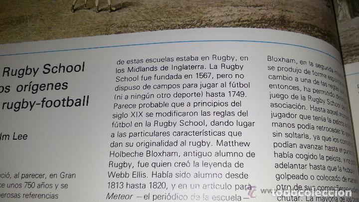 Coleccionismo deportivo: SALVAT DEPORTES - ENCICLOPEDIA DE 12 TOMOS - Foto 3 - 94073185