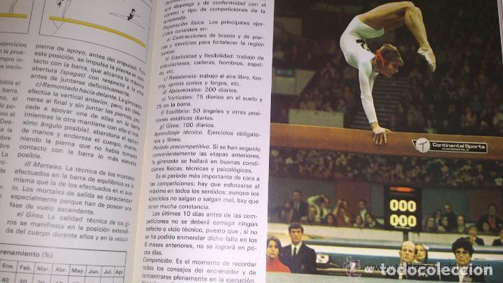 Coleccionismo deportivo: SALVAT DEPORTES - ENCICLOPEDIA DE 12 TOMOS - Foto 4 - 94073185