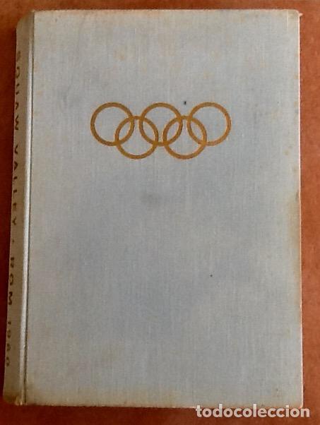 OLIMPIADA DE 1960. LIBRO EDITADO EN ALEMANIA .ENVIO CERTIFICADO.INCLUIDO EN EL PRECIO (Coleccionismo Deportivo - Libros de Deportes - Otros)