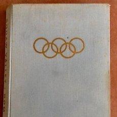 Coleccionismo deportivo: OLIMPIADA DE 1960. LIBRO EDITADO EN ALEMANIA .ENVIO CERTIFICADO.INCLUIDO EN EL PRECIO. Lote 95225727