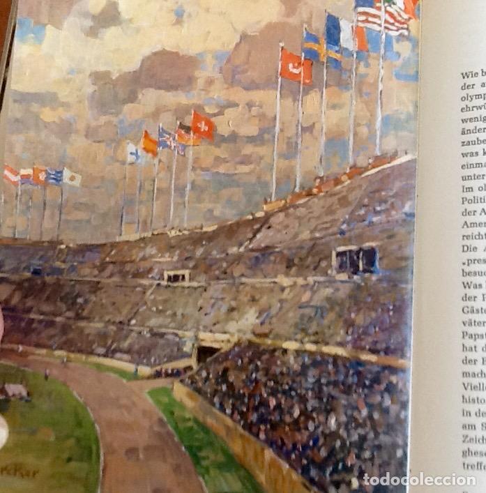 Coleccionismo deportivo: OLIMPIADA DE 1960. LIBRO EDITADO EN ALEMANIA .ENVIO CERTIFICADO.INCLUIDO EN EL PRECIO - Foto 2 - 95225727