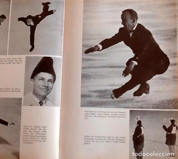 Coleccionismo deportivo: OLIMPIADA DE 1960. LIBRO EDITADO EN ALEMANIA .ENVIO CERTIFICADO.INCLUIDO EN EL PRECIO - Foto 5 - 95225727