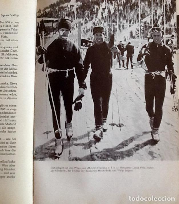 Coleccionismo deportivo: OLIMPIADA DE 1960. LIBRO EDITADO EN ALEMANIA .ENVIO CERTIFICADO.INCLUIDO EN EL PRECIO - Foto 7 - 95225727