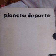 Coleccionismo deportivo: PLANETA DEPORTE OLIMPIADA CULTURAL. EXPOSICION 1989 BORN PARA OLIMPIADAS 92. Lote 96312374