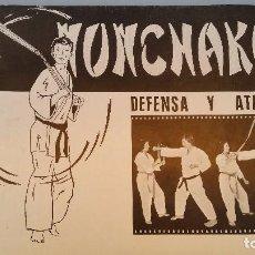 Coleccionismo deportivo: NUNCHAKU. DEFENSA Y ATAQUE. Lote 97140815