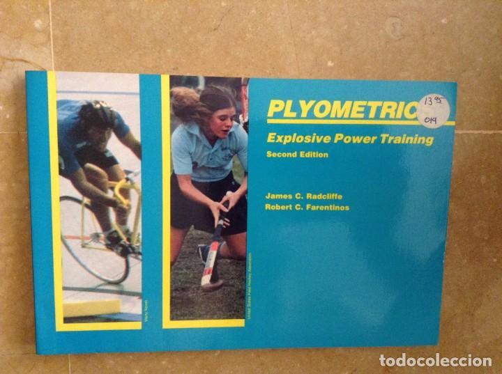 PYLOMETRICS. EXPLOSIVE POWER TRAINING - RADCLIFFE, FARENTINOS - (Coleccionismo Deportivo - Libros de Deportes - Otros)
