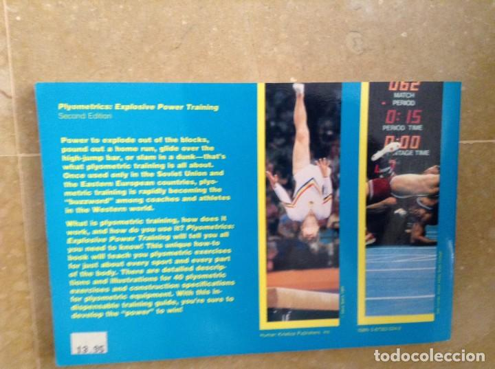 Coleccionismo deportivo: PYLOMETRICS. EXPLOSIVE POWER TRAINING - RADCLIFFE, FARENTINOS - - Foto 2 - 97187131