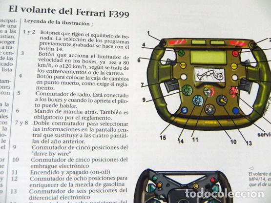 Coleccionismo deportivo: EL AÑO DE LA FÓRMULA 1 1999 2000 - LIBRO F1 DEPORTE COCHES GR PREMIOS HISTORIA FOTOS PILOTOS FERRARI - Foto 4 - 97249627