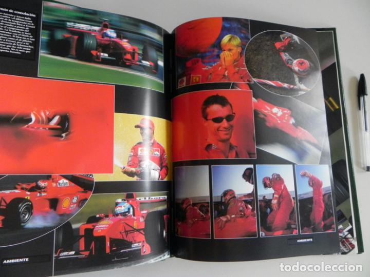 Coleccionismo deportivo: EL AÑO DE LA FÓRMULA 1 1999 2000 - LIBRO F1 DEPORTE COCHES GR PREMIOS HISTORIA FOTOS PILOTOS FERRARI - Foto 7 - 97249627