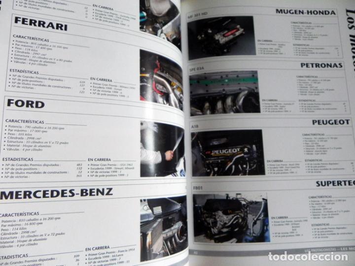 Coleccionismo deportivo: EL AÑO DE LA FÓRMULA 1 1999 2000 - LIBRO F1 DEPORTE COCHES GR PREMIOS HISTORIA FOTOS PILOTOS FERRARI - Foto 8 - 97249627