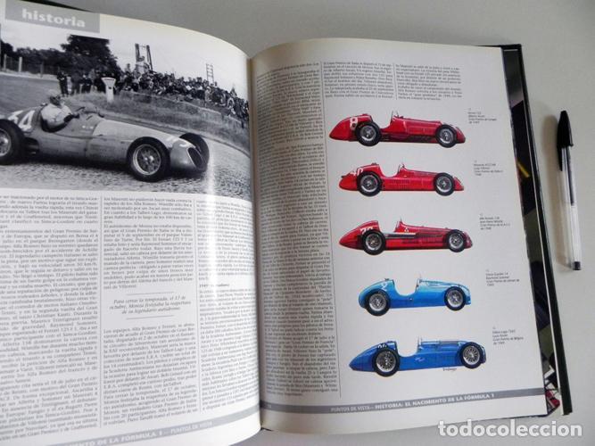Coleccionismo deportivo: EL AÑO DE LA FÓRMULA 1 1999 2000 - LIBRO F1 DEPORTE COCHES GR PREMIOS HISTORIA FOTOS PILOTOS FERRARI - Foto 14 - 97249627