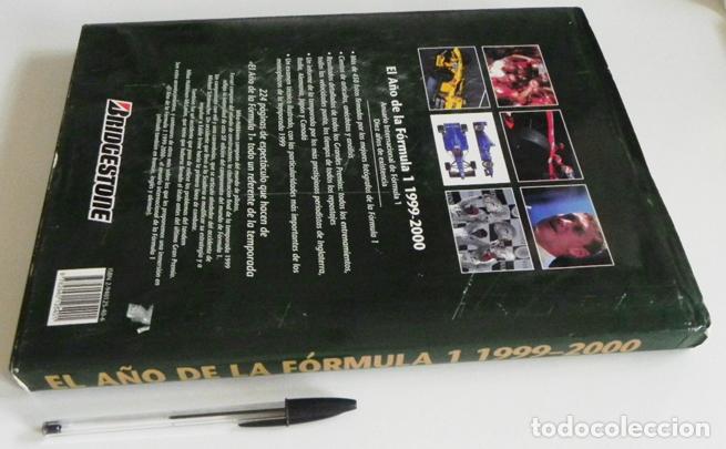 Coleccionismo deportivo: EL AÑO DE LA FÓRMULA 1 1999 2000 - LIBRO F1 DEPORTE COCHES GR PREMIOS HISTORIA FOTOS PILOTOS FERRARI - Foto 16 - 97249627
