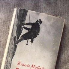 Coleccionismo deportivo: ESCALADA (MALLAFRÉ, E.,1948).. Lote 98681123