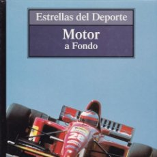 Coleccionismo deportivo: MOTOR A FONDO - ESTRELLAS DEL DEPORTE - EDITORIAL PLANETA 1997. Lote 98958755