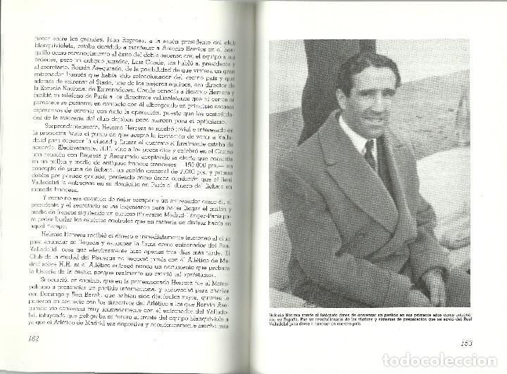 VALLADOLID, VIEJAS HISTORIAS DEPORTIVAS - 210 PAGINAS - 64 FOTOGRAFIAS - NUEVO (Coleccionismo Deportivo - Libros de Deportes - Otros)
