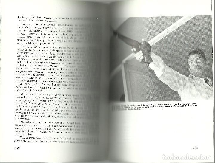 Coleccionismo deportivo: VALLADOLID, VIEJAS HISTORIAS DEPORTIVAS - 210 PAGINAS - 64 FOTOGRAFIAS - NUEVO - Foto 9 - 99828827