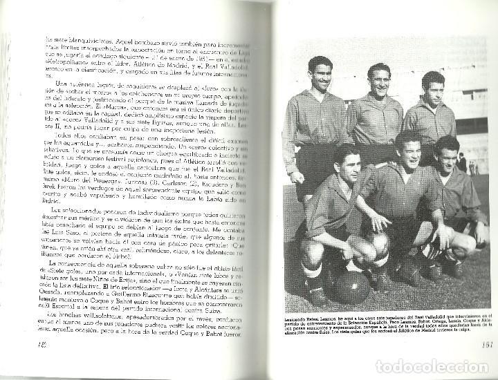 Coleccionismo deportivo: VALLADOLID, VIEJAS HISTORIAS DEPORTIVAS - 210 PAGINAS - 64 FOTOGRAFIAS - NUEVO - Foto 11 - 99828827