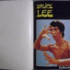 Coleccionismo deportivo: TOMO DE LA REVISTA ''BRUCE LEE'' (AÑOS 80). Lote 99840787