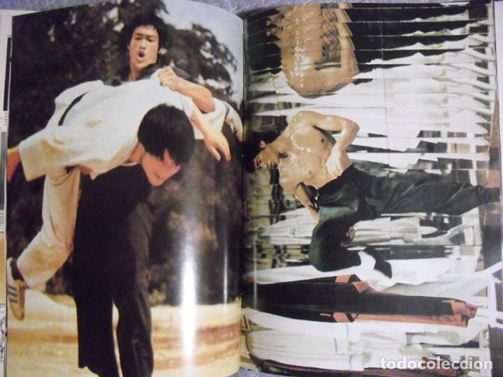 Coleccionismo deportivo: Tomo de la revista Bruce Lee (años 80) - Foto 4 - 99840787