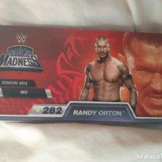 Coleccionismo deportivo: WWE FLIP MADNESS BOOKS - LIBRO ESCENAS EN MOVIMIENTO - LUCHADOR - LUCHA LIBRE - 282 RANDY ORTON. Lote 100235819