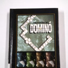 Coleccionismo deportivo: UNA PARTIDA DE DOMINO. - ANTONIO PERAN ELVIRA. TDK319. Lote 100713275