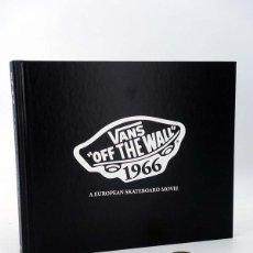 Coleccionismo deportivo: VANS OFF THE WALL. A EUROPEAN SKATEBOARD MOVIE. LIBRO + CD + DVD EMI, 2010. OFRT. Lote 211605447