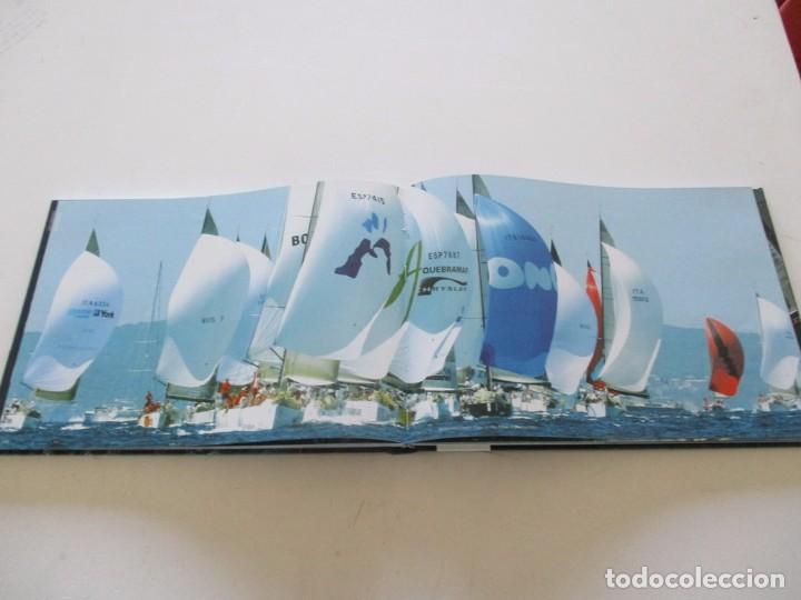 Coleccionismo deportivo: VV.AA. Quebramar. Seis anos a comunicar no mar. Six years communicating at sea. RM84315. - Foto 4 - 102666255