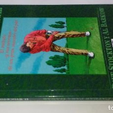 Coleccionismo deportivo: PATEAR PARA GANAR-DAVE STOCKTON; AL BARKOW-GOLF-TUTOR 1998. Lote 103642615