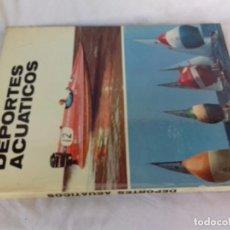 Coleccionismo deportivo: DEPORTES ACUATICOS-PLAZA JANES-1974. Lote 103798631