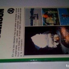 Coleccionismo deportivo: VIVIR COMO ROBINSON-EDICIONES GALLIMARD 1975. Lote 103799487