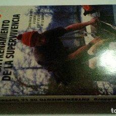 Coleccionismo deportivo: ENTRENAMIENTO DE LA SUPERVIVENCIA-RUDIGER NEHBERG-EDICIONES MARTINEZ ROCA 1991. Lote 103800215